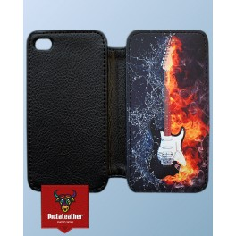 IPHONE 4/4s/5 LEATHER CASE