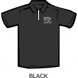 Deva Canoe Club POLO SHIRT