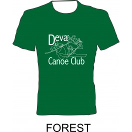 DEVA CANOE CLUB TEE SHIRT