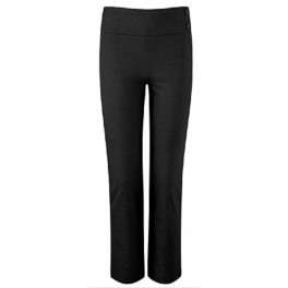 GIRLS BLACK SCHOOL TROUSER