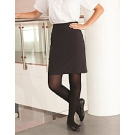 GIRLS BLACK SCHOOL SKIRT