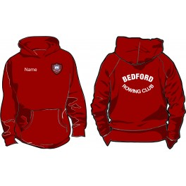 Bedford Rowing Club Junior Hoody