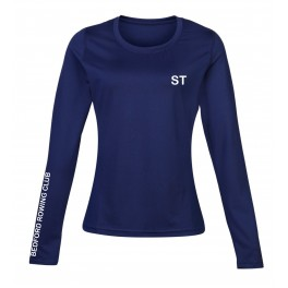 Bedford Rowing Club Ladies Long Sleeve Base Layer