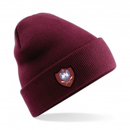 Bedford Rowing Club Cuffed Beanie hat