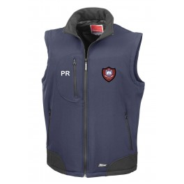 Bedford Rowing Club Softshell Gillet