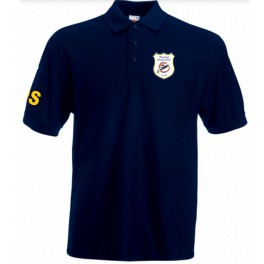 Thurleigh CC Club Polo Shirt polycotton