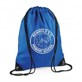 RENHOLD PRIMARY SCHOOL GYM BAG